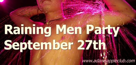 Raining Man Party