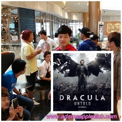 """Dracula Untold"" @ MAYA"