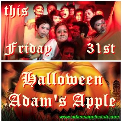 Halloween Adams Apple