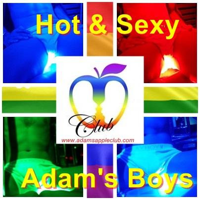 Adams Apple Boy