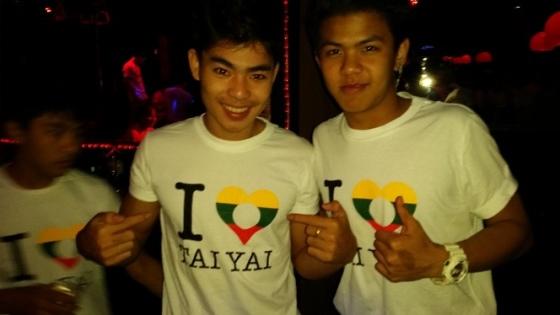 Tai Yai Boys!