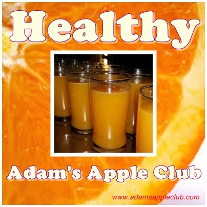 Healthy Day @ Adams Apple