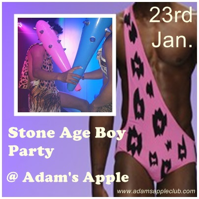 Stone Age Boy Party