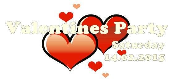 Valentines Party Adams