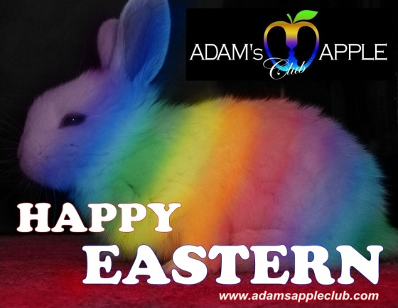 01.04.2018 HAPPY EASTERN Adams Apple Club d
