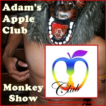 Monkey Show Adams Apple
