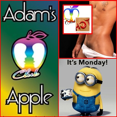 Monday Adams Apple Club