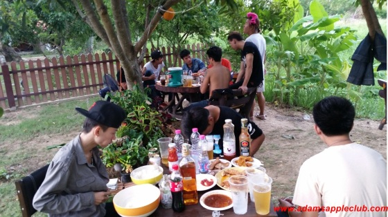 German Barbecue Party