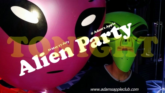 Alien Party Adams Apple
