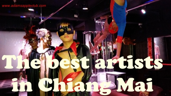 The best artists in Chiang Mai