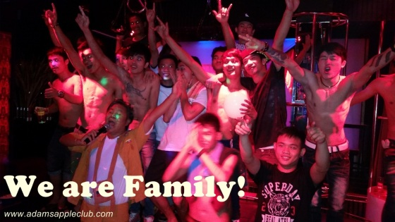 We are Family 2015
