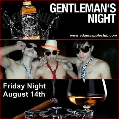 Gentlemans Night