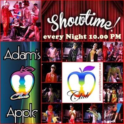 Adams Apple Showtime