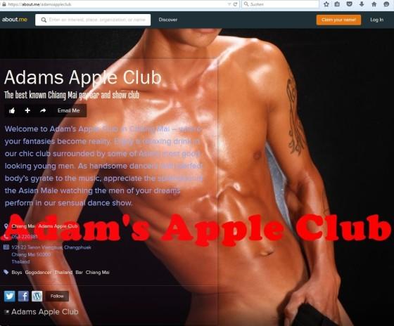 about.me Adammsappleclub