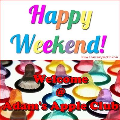 28.11.2015 Happy Weekend Adams Apple#