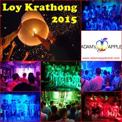 28.11.2015 Loi Krathong 2015