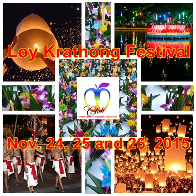 Loy Krathong Adams Apple c