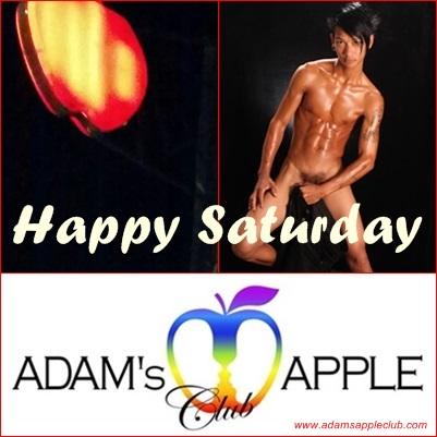 19.12.2015  Happy Saturday Adams Apple a