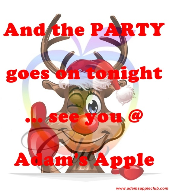 26.12.2015 Adams Apple Club a