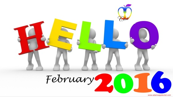 HELLO-february Adams Apple