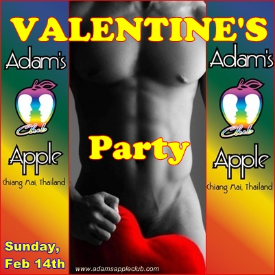 10.02.2016 Valentines Party Adams Apple a