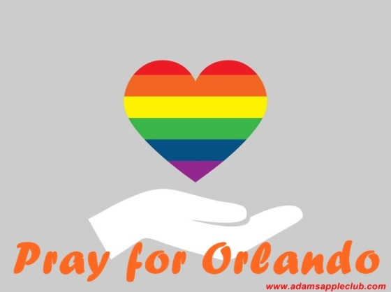 13.06.2016 Pray for Orlando