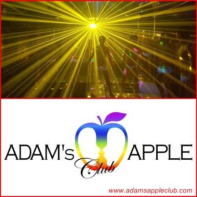 21.06.2016 Adams Apple Disco Ball