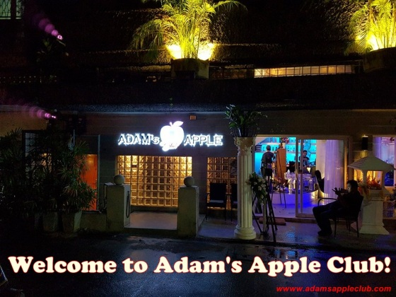 01.07.2016 Adams Apple Club Chiang Mai 1