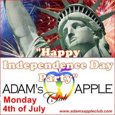 01.07.2016 Adams Apple Independence Day Party