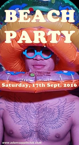 07.09.2016 Beacch Party Adams Apple Club a