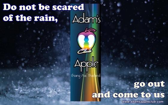 31.05.2017 Rain Adams Apple CLub