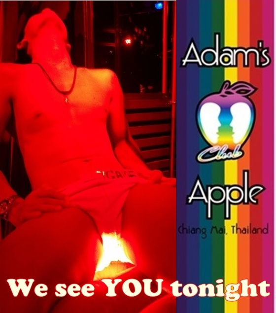 02.06.2017 We see YOU tonight Adams Apple Club b