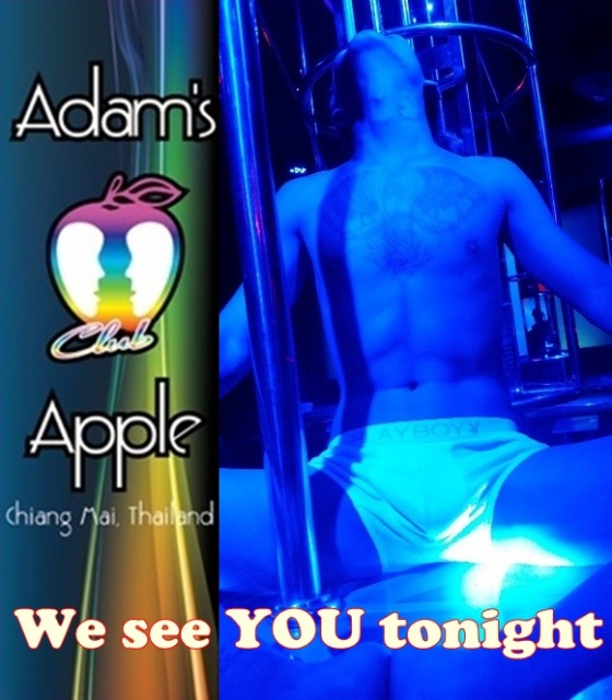 02.06.2017 We see YOU tonight Adams Apple Club