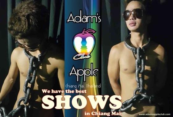 03.06.2017 S&M Boy Adams Apple Club