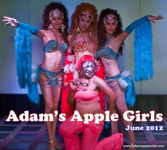 06.2012 The Adam_s Apple Girls June 2012