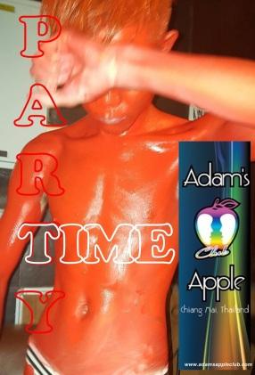 Party TIME Adams Apple Club
