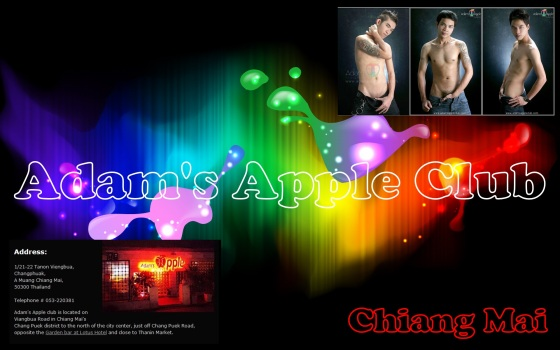 Adams Apple Club Gay Life Chaing Mai Map a.jpg