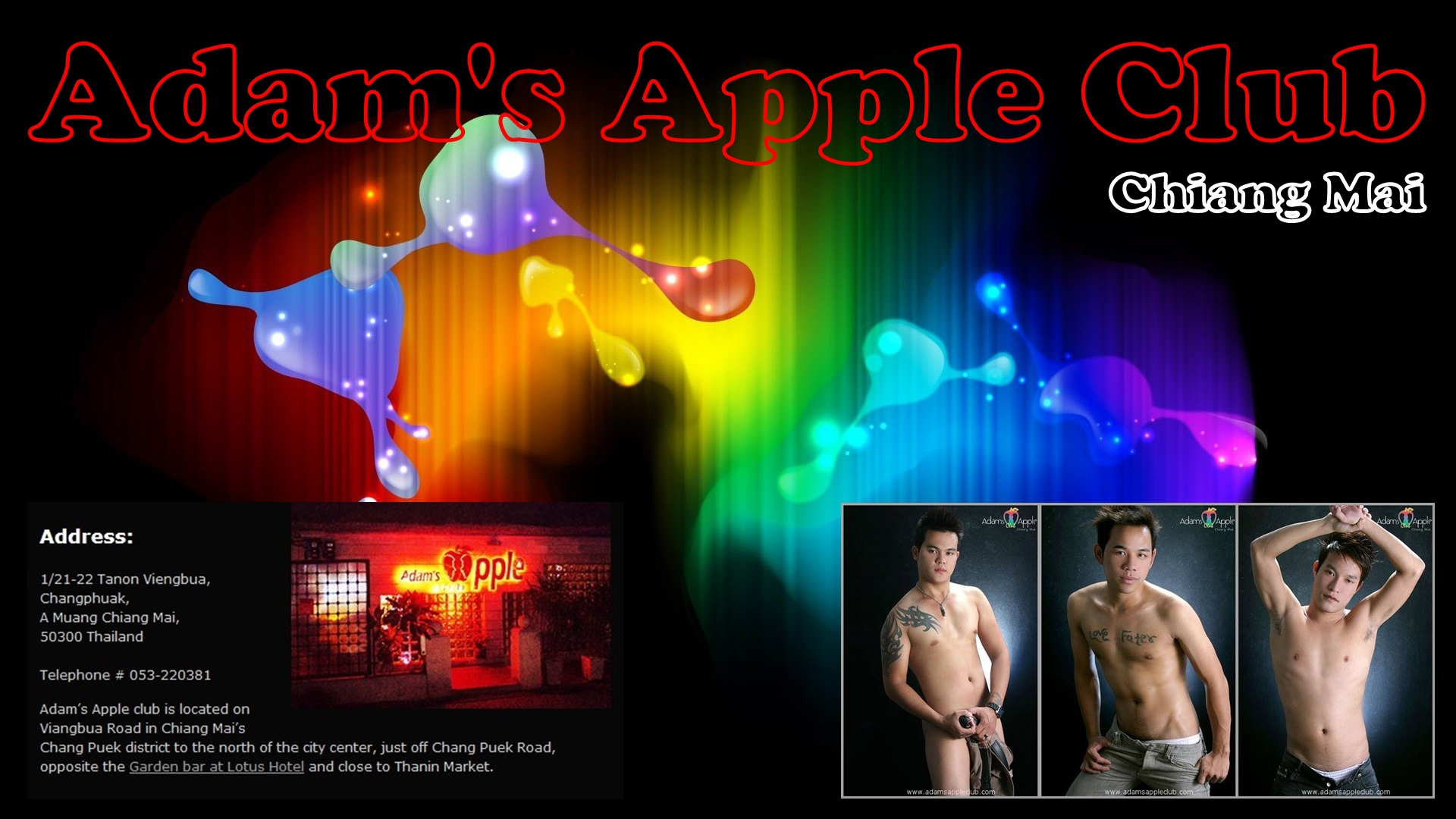 Adams Apple Club Gay Life Chaing Mai Map b.jpg