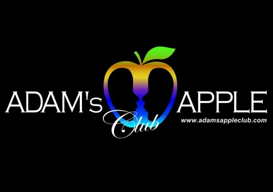 15.10.2017 Adams Apple Gay Club Chiang Mai Banner
