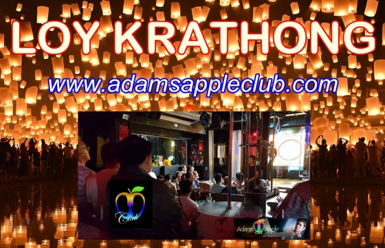 04.11.2017 Loy Krathong Adam's Apple Club b