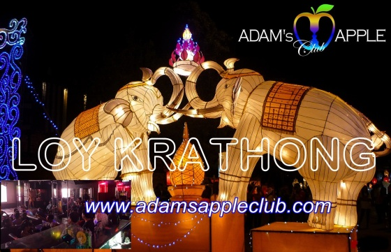 04.11.2017 Loy Krathong Adam's Apple Club c