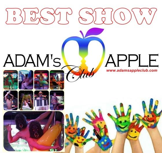 12.11.2017 Adams Apple Club Chiang Mai Best Shows b