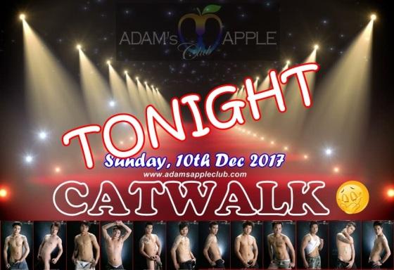 09.12.2017 Catwalk Adams Apple Club aa