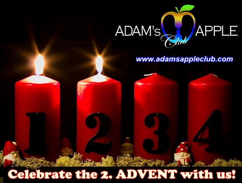 10.12.2017 2. Advent Adams Apple Club