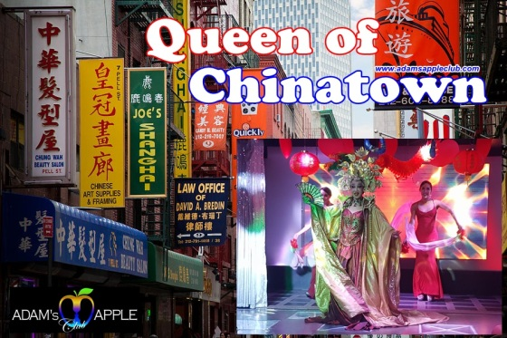 07.02,2018 Queen of Chinatown Adams Apple Club Chiang Mai 4
