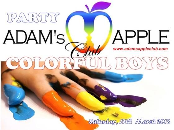05.03.2018 Adams Apple Club colorful Boys f