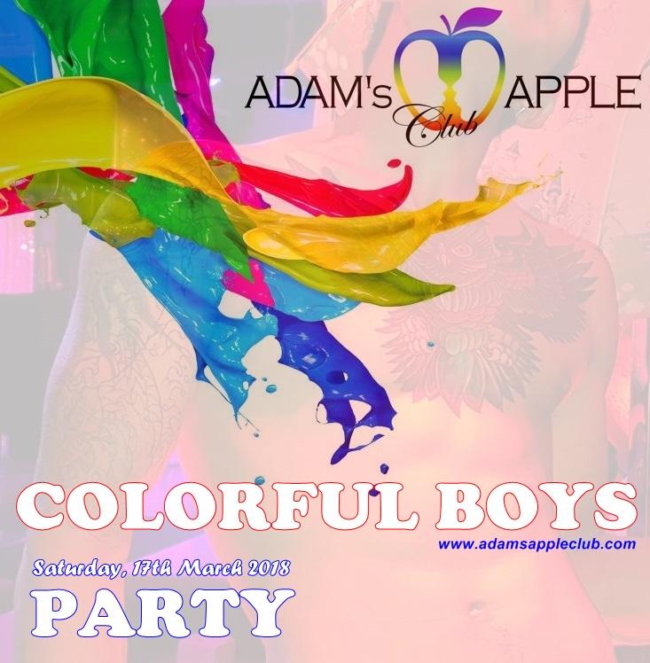 11.03.2018 Adams Apple Club colorful Boys a