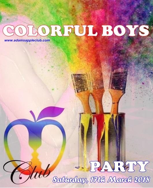 11.03.2018 Adams Apple Club colorful Boys