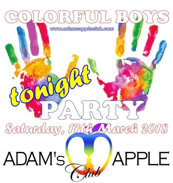 17.03.2018 Adams Apple Club colorful Boys c