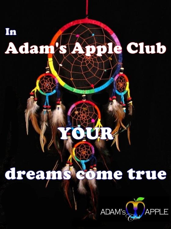 28.03.2018 Dreamcatcher Adams Apple Club b